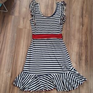 Effie's Heart Nautical Sailor dress medium